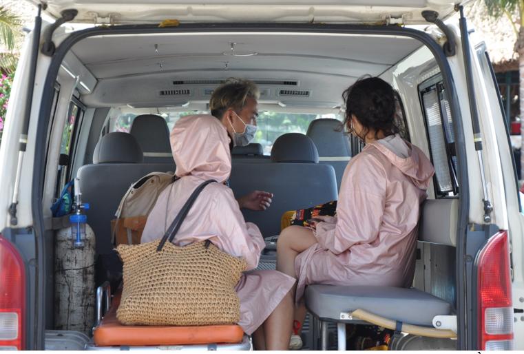 Bình Thuận: Cách ly tại nhà hơn 1.700 người - ảnh 1