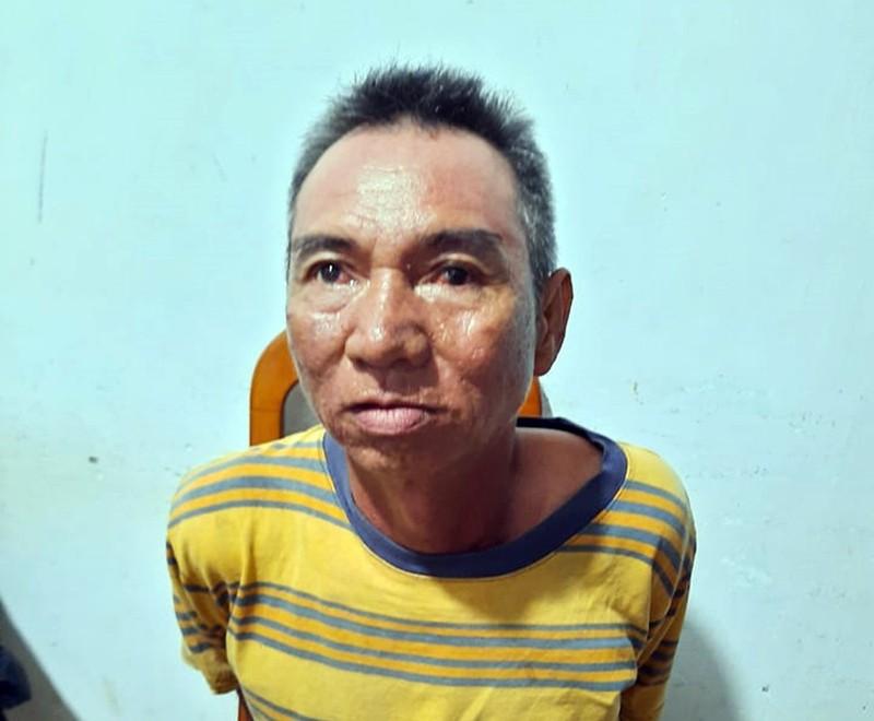 Hung thủ giết người ở Bình Dương trốn ra Bình Thuận - ảnh 1