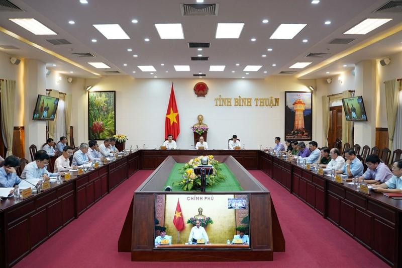 Thủ tướng yêu cầu sớm đưa sân bay Phan Thiết vào hoạt động - ảnh 1