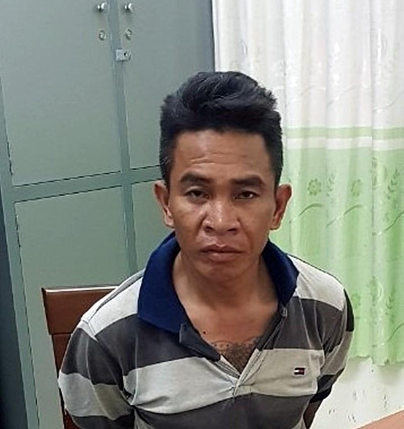 Bắt được hung thủ tưới xăng đốt người tình ở Bình Thuận - ảnh 1