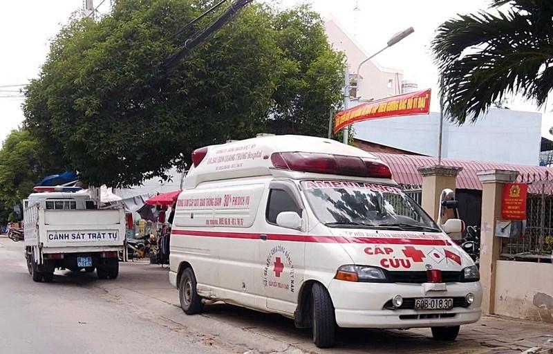 Phạt hơn 21 triệu đồng vụ xe cứu thương hú còi đòi nợ - ảnh 2