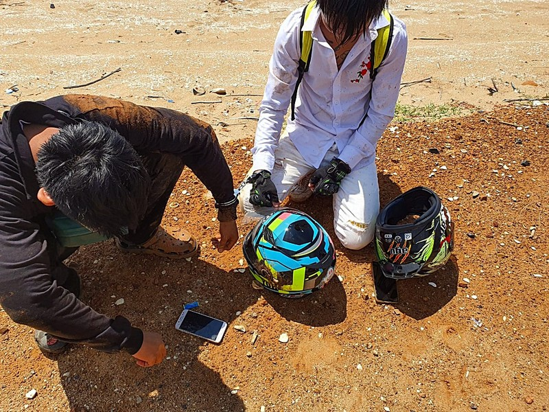 Hàng chục quái xế các tỉnh đến Bình Thuận tổ chức đua xe  - ảnh 3