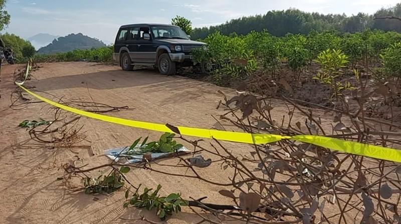 Bình Thuận: Vợ con người bị truy sát đeo khăn tang đi kêu cứu - ảnh 2