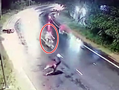 Thanh niên bị 4 người truy sát ở đường ven biển tại Bình Thuận - ảnh 2