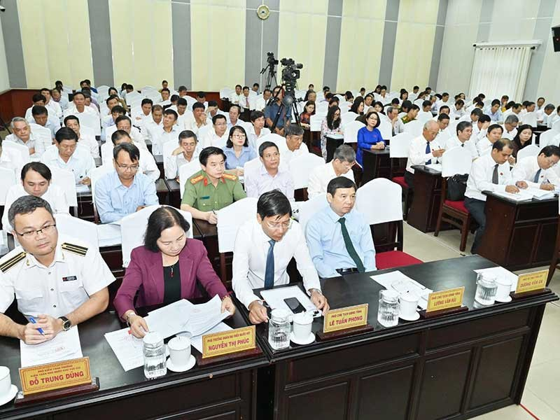 Bình Thuận: Miễn nhiệm 2 ủy viên UBND tỉnh  - ảnh 1