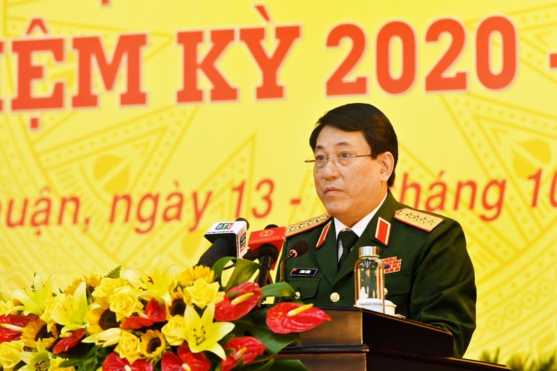 Bình Thuận: Hôm nay, bầu Ban chấp hành Đảng bộ khóa mới - ảnh 1
