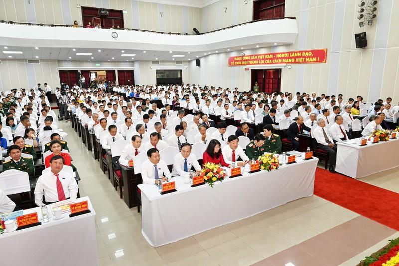 Bình Thuận: Hôm nay, bầu Ban chấp hành Đảng bộ khóa mới - ảnh 4