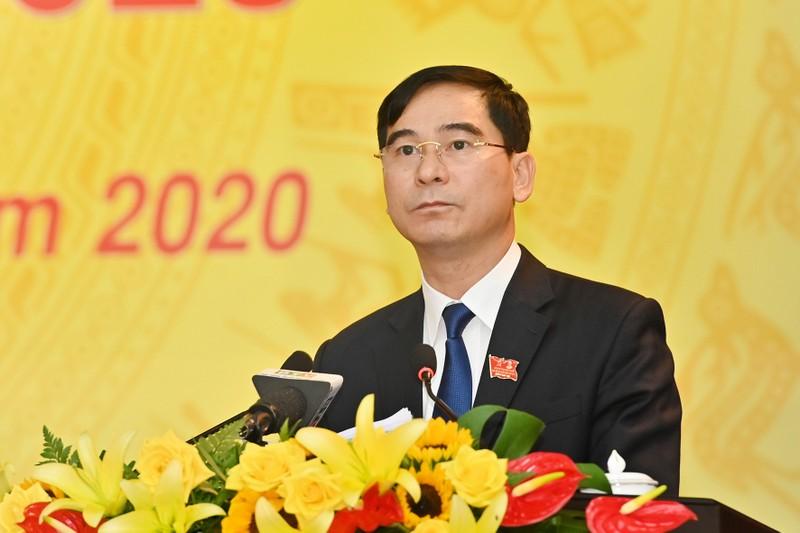 Tiến sĩ kinh tế đắc cử Bí thư Tỉnh ủy Bình Thuận - ảnh 2