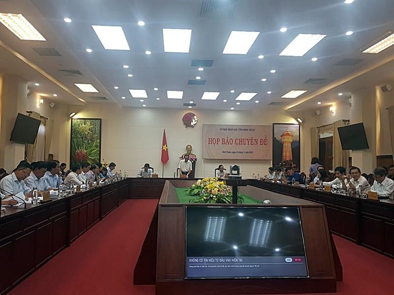 Vì sao không đấu giá 4 dự án 'lùm xùm' ở Bình Thuận? - ảnh 1