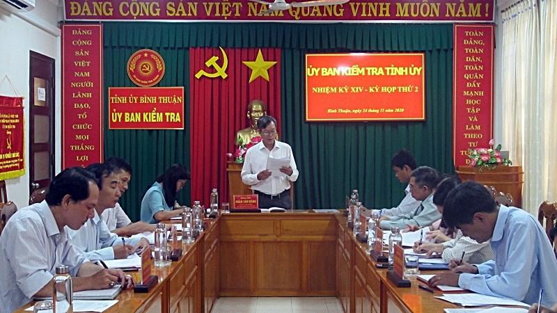 Phó Giám đốc BV Bình Thuận bị cách tất cả chức vụ trong Đảng  - ảnh 1