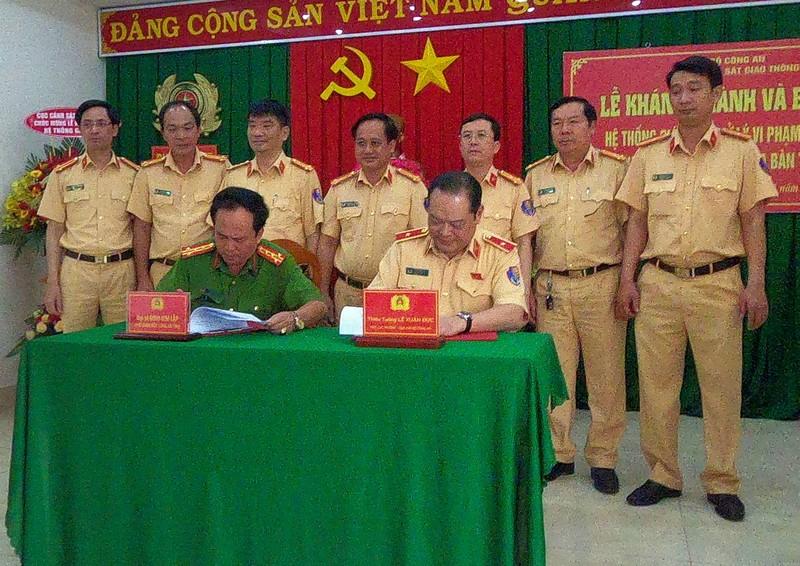 Bình Thuận sẽ giám sát giao thông qua 37 camera trên QL1 - ảnh 1