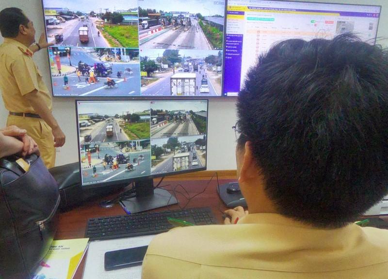 Bình Thuận sẽ giám sát giao thông qua 37 camera trên QL1 - ảnh 2