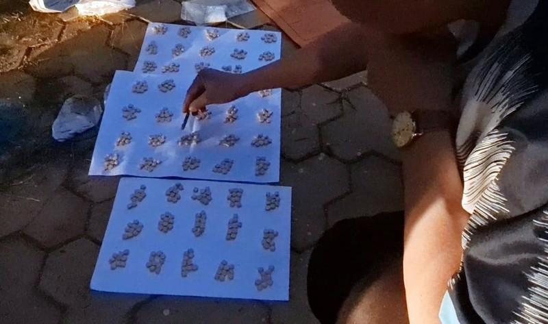 Bình Thuận phá 2 vụ vận chuyển ma túy số lượng lớn - ảnh 2