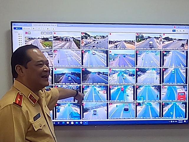Có bao nhiêu tuyến đường gắn camera giám sát trên QL1A? - ảnh 1