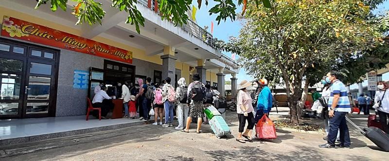 Bình Thuận cách ly tại nhà 110 người, 79 mẫu âm tính - ảnh 1