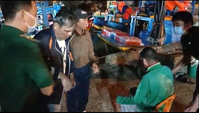 Biên phòng Bình Thuận báo cáo vụ 5 người chết, mất tích  - ảnh 1