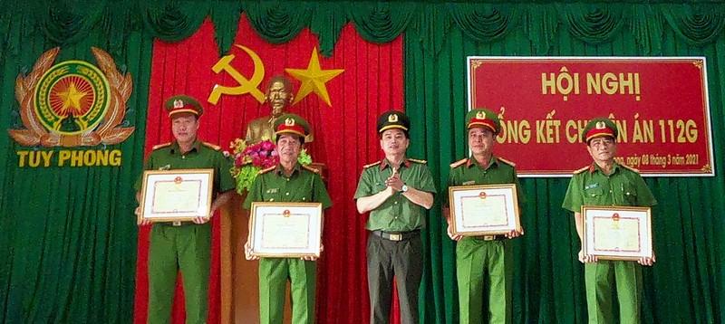 3 Đại tá trong Ban Giám đốc tham gia 1 chuyên án ở Bình Thuận - ảnh 4