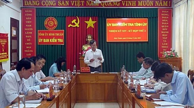 Cách chức Phó Giám đốc Bệnh viện Đa khoa Bình Thuận - ảnh 1