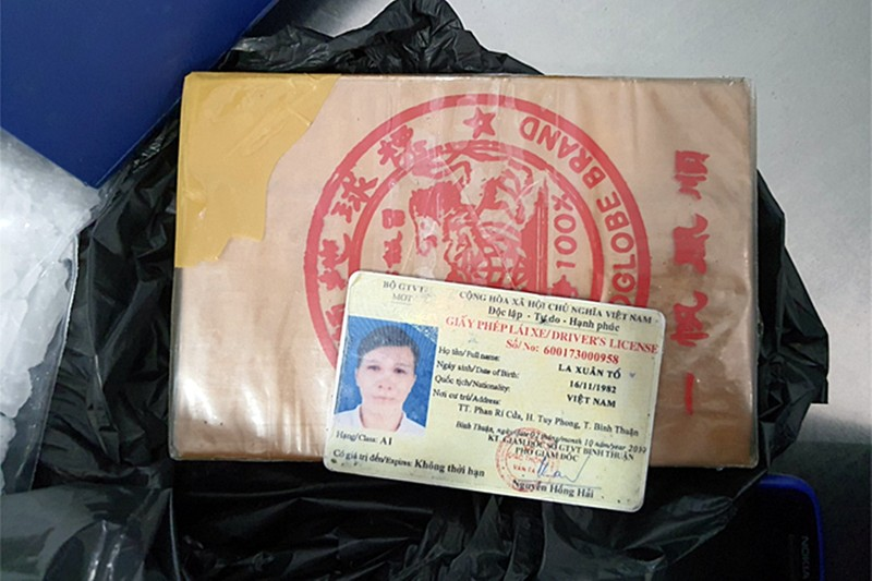 Thuê ô tô chở heroin về Bình Thuận - ảnh 2