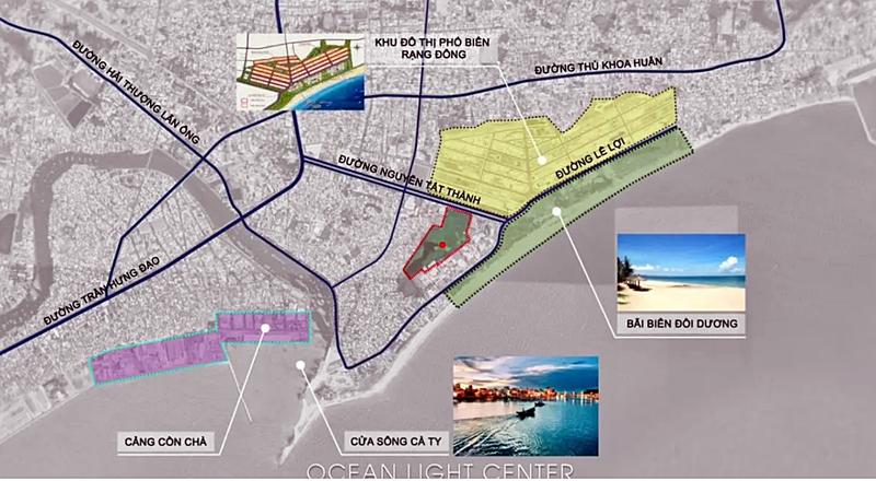 Thu hồi dự án hơn 90 ngàn m2 'đất vàng' ở TP Phan Thiết - ảnh 1