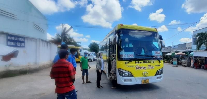 Tiếp tục dừng các chuyến xe khách Bình Thuận - TPHCM và ngược lại - ảnh 1