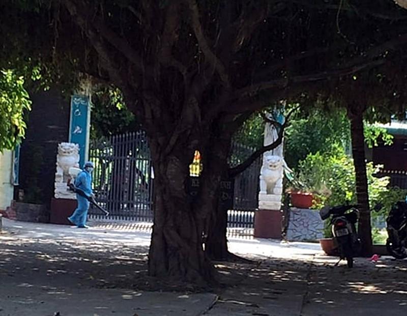 Bình Thuận xử phạt 2 người từ Gò Vấp về không khai báo - ảnh 1