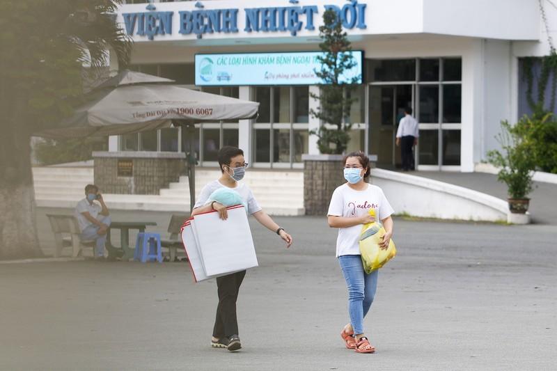 Bình Thuận thông báo khẩn tìm người đến BV Bệnh nhiệt đới TP.HCM - ảnh 1