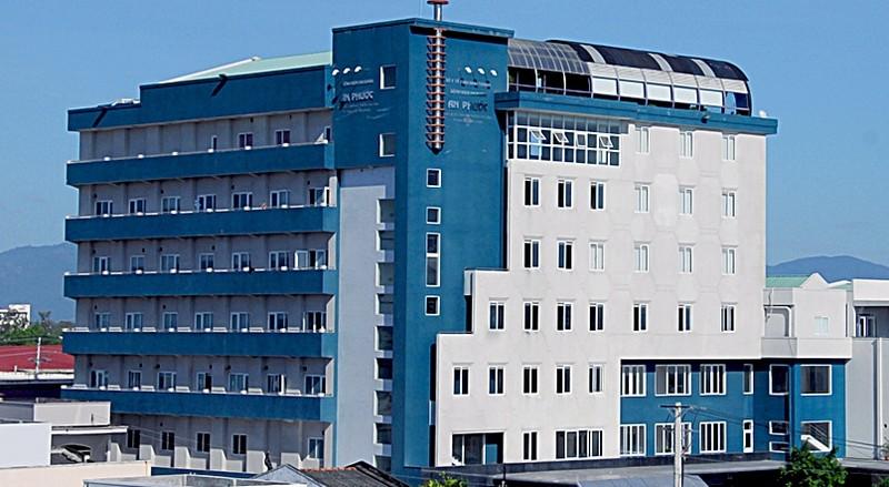 Một bệnh viện tư ở Bình Thuận được xét nghiệm nhanh SARS-CoV-2 - ảnh 1