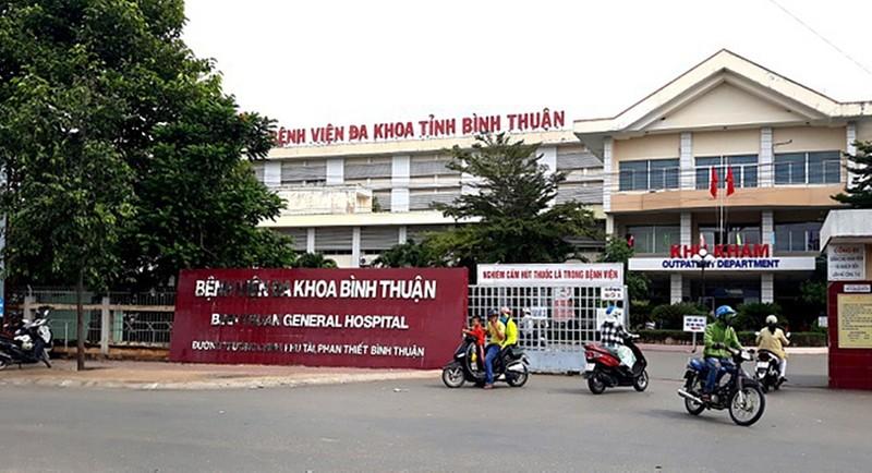 Bình Thuận tạm dừng thăm bệnh, quản lý chặt người vào bệnh viện - ảnh 1