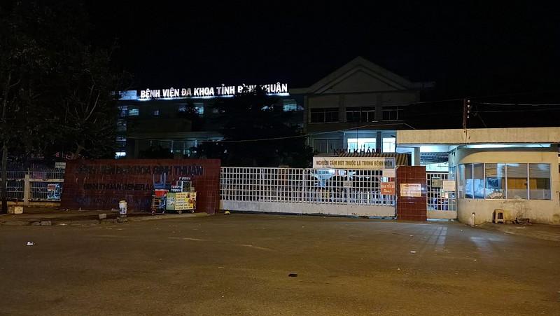 Tạm thời phong tỏa khoa Sản Bệnh viện Đa khoa tỉnh Bình Thuận - ảnh 1