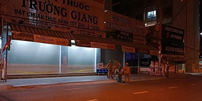 Tạm thời phong tỏa khoa Sản Bệnh viện Đa khoa tỉnh Bình Thuận - ảnh 3