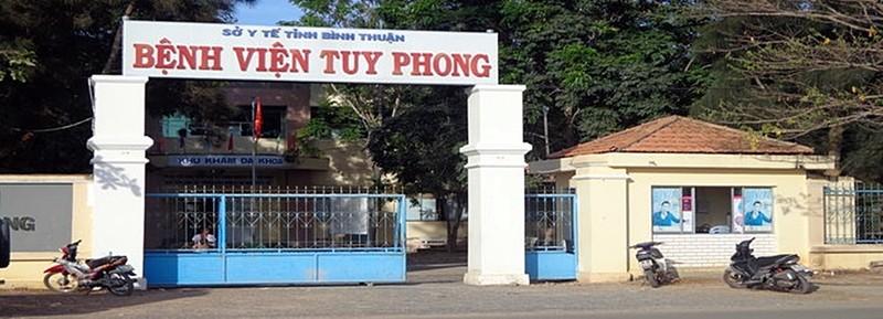 Bình Thuận kêu gọi người từng đến Trung tâm Y tế huyện Tuy Phong khai báo - ảnh 1