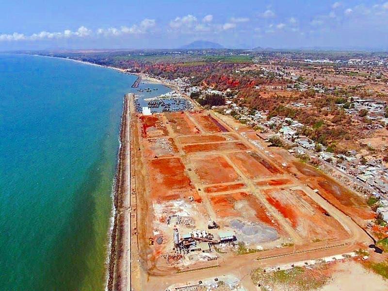 C01 điều tra nhiều dự án có dấu hiệu vi phạm tại Bình Thuận - ảnh 2