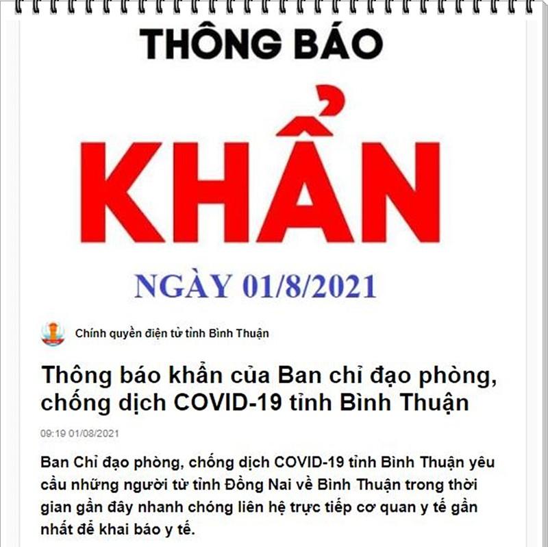 """Trích xuất camera tìm người """"thông chốt' từ Đồng Nai về Bình Thuận  - ảnh 2"""