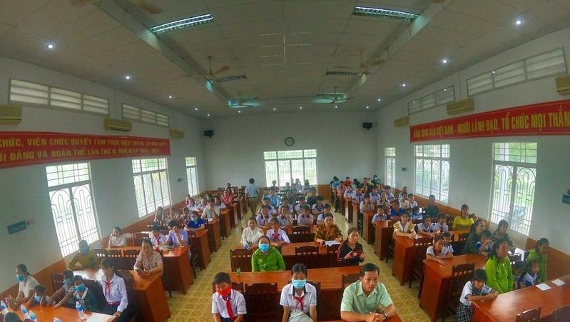 Bình Thuận lùi thời gian nhập học trẻ mầm non và tiểu học đến 4-10 - ảnh 1
