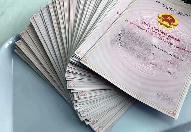 Trả hồ sơ vụ cán bộ địa chính giao 8 sổ hồng của dân cho 'cò đất' - ảnh 1