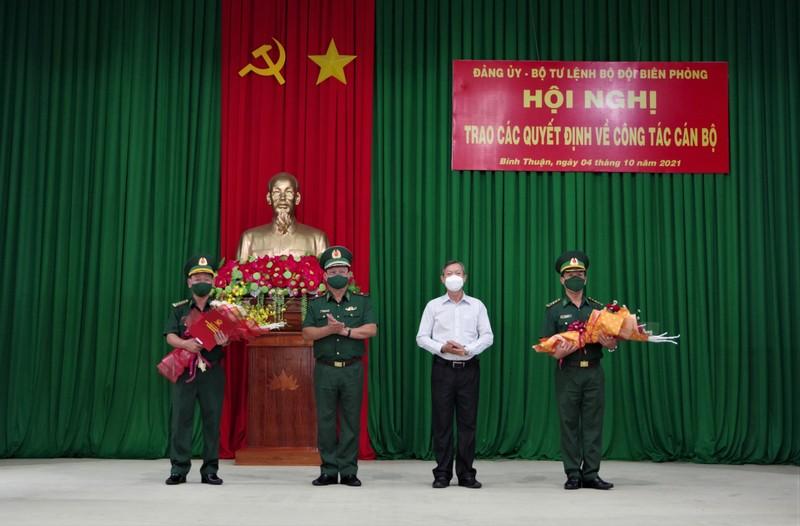Đại tá Chu Văn Tấn được bổ nhiệm Chỉ huy trưởng Bộ đội Biên phòng Bình Thuận - ảnh 1