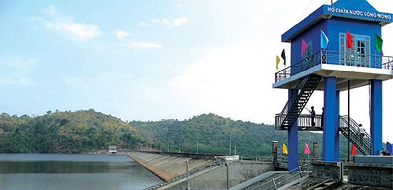 Thông báo điều tiết nước qua tràn với lưu lượng 15m3/giây tại Bình Thuận - ảnh 1
