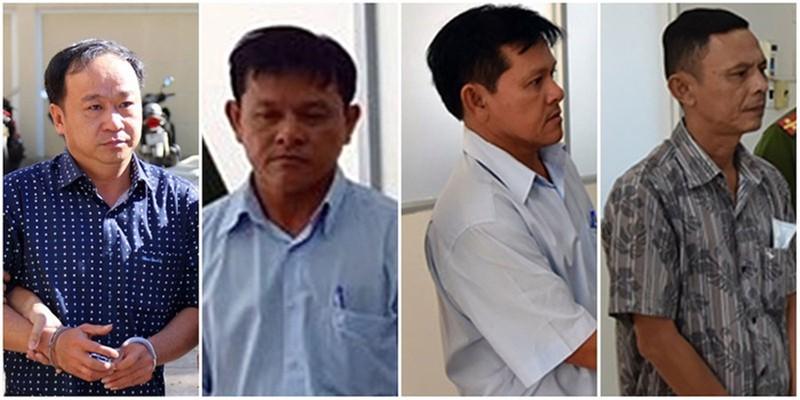 Hoãn xử 10 cán bộ vụ sai phạm đất đai ở Phan Thiết - ảnh 1