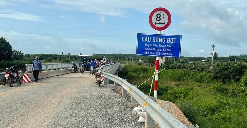 Bình Thuận: Nhảy xuống sông mất tích sau cuộc nhậu - ảnh 1