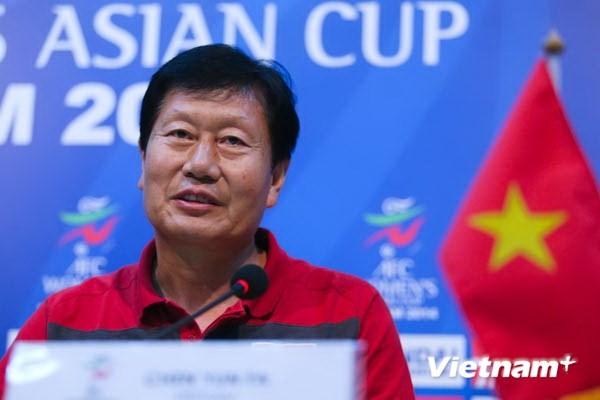 HLV Trần Vân Phát: Cảm ơn Triều Tiên, Việt Nam có thể tới World Cup - ảnh 1