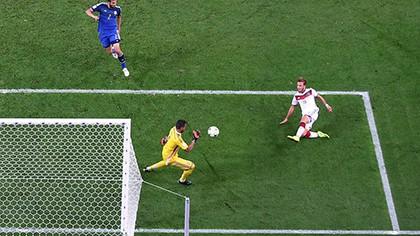 Nhìn lại diễn biến trận chung kết kinh điển giữa Đức và Argentina - ảnh 19