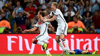 Nhìn lại diễn biến trận chung kết kinh điển giữa Đức và Argentina - ảnh 21