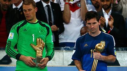 Nhìn lại diễn biến trận chung kết kinh điển giữa Đức và Argentina - ảnh 24