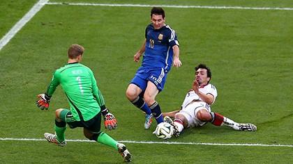 Nhìn lại diễn biến trận chung kết kinh điển giữa Đức và Argentina - ảnh 6