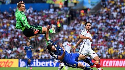 Nhìn lại diễn biến trận chung kết kinh điển giữa Đức và Argentina - ảnh 12