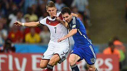 Nhìn lại diễn biến trận chung kết kinh điển giữa Đức và Argentina - ảnh 13