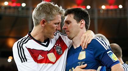Khoảnh khắc đăng quang đầy cảm xúc của nhà vô địch thế giới Đức - ảnh 7