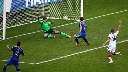 Nhìn lại diễn biến trận chung kết kinh điển giữa Đức và Argentina - ảnh 5
