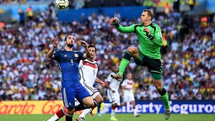 Nhìn lại diễn biến trận chung kết kinh điển giữa Đức và Argentina - ảnh 11